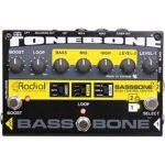 <span>RADIAL</span>PEDAL RADIAL TONE BONE BASSBONE V2 DE BAJO