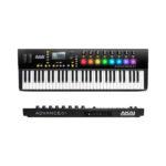<span>AKAI</span>CONTROLADOR MIDI AKAI ADVANCE61
