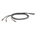 <span>PROEL</span>EXTENSION  DHS520LU5 DE CONECTOR 3.5 A 2 X RCA