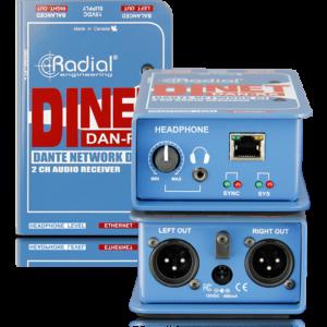 <span>RADIAL</span>INTERFAZ RECEPTORA RADIAL DINET DAN-RX