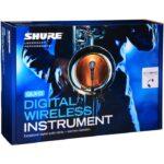 <span>SHURE</span>MIC INALÁMBRICO DIGITAL SHURE GLXD14/B98-Z2