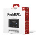 <span>IK MULTIMEDIA</span>INTERFACE MIDI IK MULTIMEDIA IRIG MIDI 2