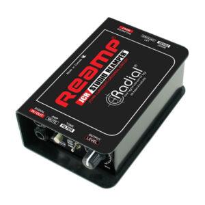 <span>RADIAL</span>REAMP PASIVO RADIAL JCR REAMP STUDIO SENCILLO