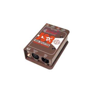 <span>RADIAL</span>SPLITTER RADIAL JS3  3 VIAS PARA SEÑAL DE MIC