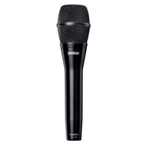 <span>SHURE</span>MICROFONO CONDENSADOR VOCAL DOBLE PATRON
