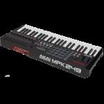 <span>AKAI</span>CONTROLADOR MIDI AKAI MPK249