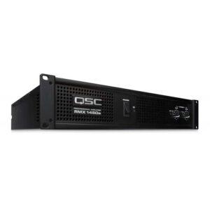 AMPLIFICADOR QSC RMX1450A 1,400W A 2 OHMS