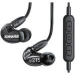 <span>SHURE</span>AUDIFONOS IN-EAR BLUETOOTH SHURE SE215-K-BT1