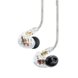 AURICULARES IN-EAR SHURE SE535-CL 3 DRIVERS