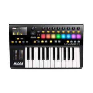 <span>AKAI</span>CONTROLADOR MIDI AKAI ADVANCE25