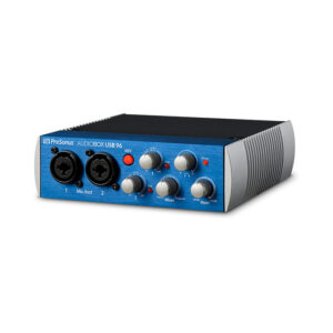 INTERFAZ DE AUDIO PRESONUS AUDIOBOX 96 USB
