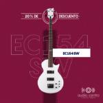 <span>ESP</span>BAJO ELECTRICO LTD ESP 4 CUERDAS EC154SW