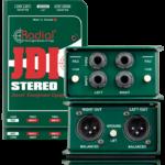 <span>RADIAL</span>CAJA DIRECTA RADIAL JDI STEREO PASIVA ESTEREO
