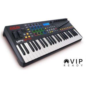 CONTROLADOR MIDI AKAI MPK249