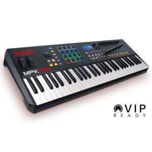 <span>AKAI</span>CONTROLADOR MIDI AKAI MPK261