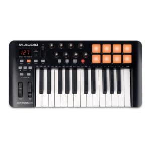 CONTROLADOR MIDI USB OXYGEN 25 M-AUDIO