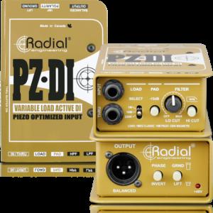 <span>RADIAL</span>CAJA DIRECTA RADIAL PZ-DI ACTIVA