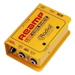 <span>RADIAL</span>REAMP ACTIVO RADIAL X-AMP STUDIO REAMPER