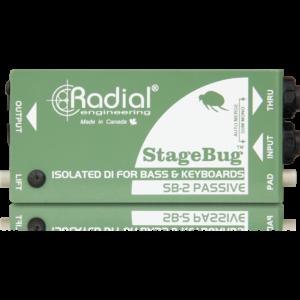 <span>RADIAL</span>CAJA DIRECTA RADIAL STAGEBUG SB-2 PASIVA