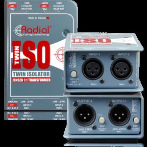 <span>RADIAL</span>AISLADOR RADIALTWIN-ISO  NIVEL DE LINEA