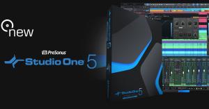 Lee más sobre el artículo Grabe, Produzca y mezcle desde una sola aplicación: Studio One 5