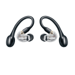 <span>SHURE</span>AURICULARES IN-EAR SHURE AONIC 215 TRUE WIRELESS SE215-CL-TW1