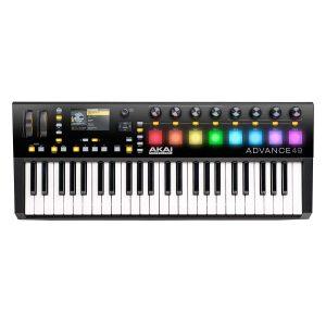 CONTROLADOR MIDI AKAI ADVANCE49