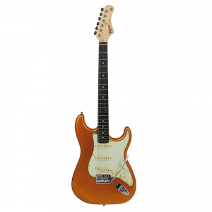 GUITARRA ELECTRICA TIPO STRATO TW  SERIES TG-500 MGY D