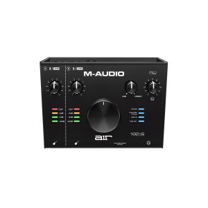 <span>M-AUDIO</span>INTERFAZ DE AUDIO M-AUDIO AIR192X6 USBC DE 2 ENTRADAS 2 SALIDAS 24/192