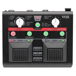 <span>VOX</span>PEDAL LOOPER FX GUITARRA VOX LIL LOOPER VLL-1