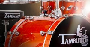 Lee más sobre el artículo Baterías Acústicas TAMBURO – Sonido profundo y ataque preciso